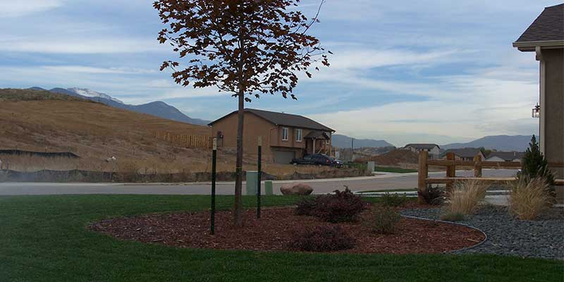 Stratmoor heights colorado springs new homes for Modern homes colorado springs